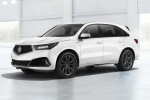 Acura MDX rims and wheels photo