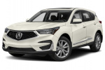 Acura RDX rims and wheels photo