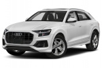 Audi Q8 rims and wheels photo