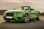 Bentley Continental GT rims and wheels photo