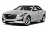 Cadillac CTS rims and wheels photo