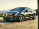 Cadillac ELR rims and wheels photo