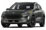 Ford Escape PHEV tire size