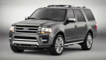 Ford Expedition EL tire size