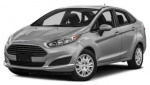 Ford Fiesta rims and wheels photo