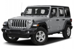 Jeep Wrangler Unlimited rims and wheels photo