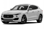 Maserati Levante rims and wheels photo