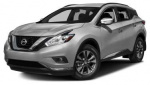 Nissan Murano wheels bolt pattern