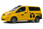 Nissan NV200 Taxi tire size