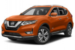 Nissan Rogue Hybrid tire size