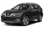 Nissan Rogue tire size