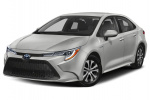 Toyota Corolla Hybrid rims and wheels photo