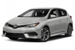 Toyota Corolla iM rims and wheels photo