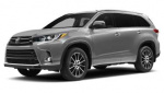 Toyota Highlander wheels bolt pattern