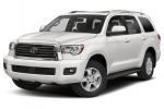 Toyota Sequoia rims and wheels photo