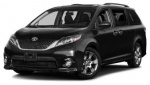 Photo 2017 Toyota Sienna