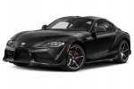 Toyota Supra rims and wheels photo