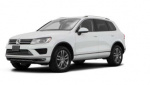Photo 2016 Volkswagen Touareg