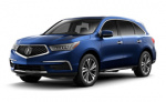 Acura MDX Sport Hybrid rims and wheels photo
