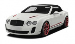 Bentley  Continental Supersports bulb size