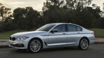 BMW 530e rims and wheels photo