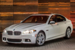 BMW 535d rims and wheels photo