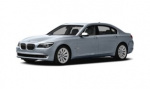 BMW  ActiveHybrid 750 rims and wheels photo