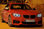 BMW M235 rims and wheels photo