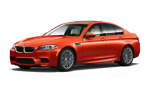 BMW M5 rims and wheels photo