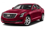Cadillac ATS rims and wheels photo