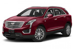 Cadillac XT5 rims and wheels photo