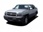 Chevrolet  Avalanche 2500 tire size