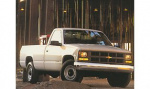 Chevrolet  C3500 rims and wheels photo