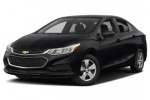Chevrolet Cruze rims and wheels photo