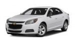 Chevrolet Malibu wheels bolt pattern