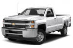 Chevrolet Silverado 2500HD wheels bolt pattern