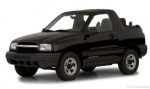 Photo 2001 Chevrolet  Tracker