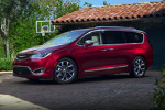 Chrysler Pacifica rims and wheels photo
