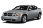 Dodge Avenger rims and wheels photo