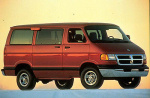 Photo 1999 Dodge  Ram Wagon 2500