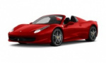 Ferrari 458 Spider rims and wheels photo
