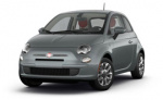 FIAT 500 rims and wheels photo