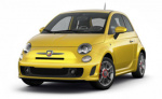 FIAT 500c rims and wheels photo