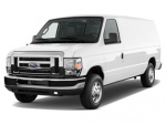 Ford E-150 rims and wheels photo