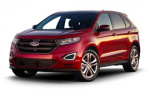 Ford Edge rims and wheels photo