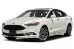 Ford Fusion Energi rims and wheels photo