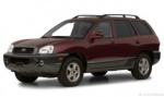Photo 2001 Hyundai Santa Fe