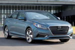 Photo 2016 Hyundai Sonata Plug-In Hybrid