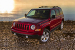 Jeep Patriot X rims and wheels photo