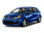 Photo 2012 Kia  Rio5